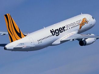 R Tiger Airways When a Tiger resigns: ...