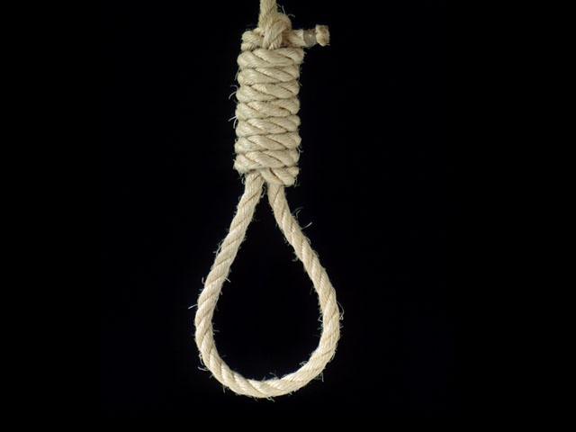 noose hang death