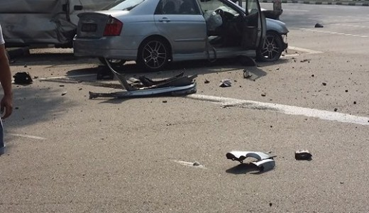 57 yr old dead after hit by car along Tampines St.11 – warning: graphic images