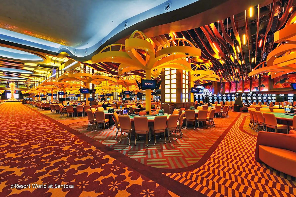 Island view resort casino