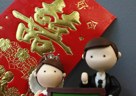 Why the wedding ang pao is a crock for Ang pao decoration