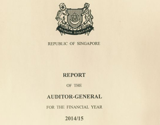 Dual dating an auditor's report implies that